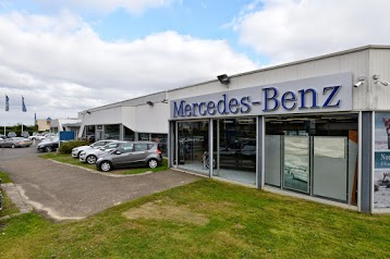 Mercedes-Benz Coignieres
