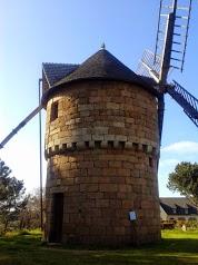 Moulin à vent de la Lande du Crac'h