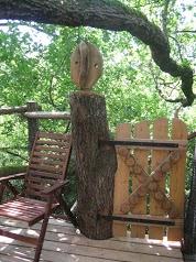 Cabanes de bois Charmant - Cabanes dans les arbres