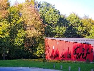 Maison de la Forêt - Office de tourisme Balleroy - Le Molay-Littry