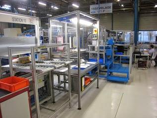 LORMAC Automation, Groupe SUPRATEC