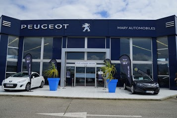 Peugeot Mary Automobiles Cherbourg