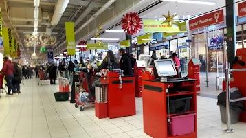 Auchan Mont St Martin Pôle Europe