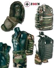 commando surplus militaire