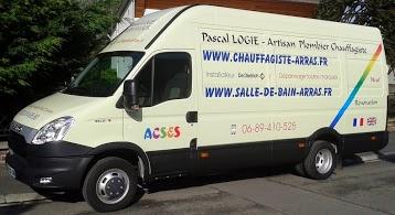 ACSES - Pascal LOGIE - Plombier chauffagiste