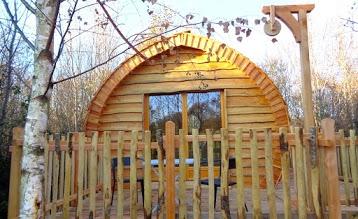 Cabanes perchées Natura Tazenat