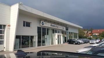 Aravis Automobiles BMW et MINI