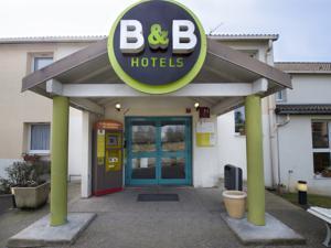 B&B Hôtel Chalon sur Saône Sud