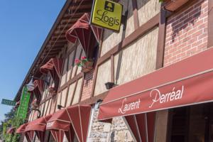 Logis Hôtel Laurent Perréal