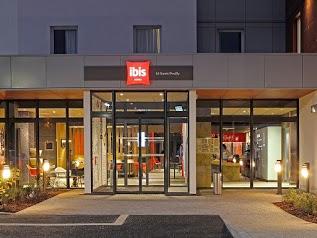 Hotel ibis Saint Genis Pouilly Genève