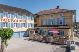 Logis Hôtel de Bourgogne