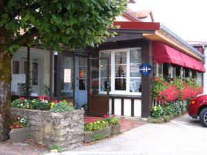 Logis Hôtel Barrey
