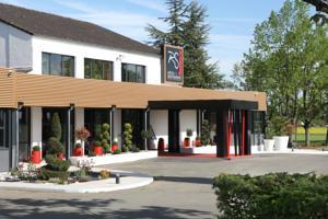 Hotel Restaurant Relais Saint Jacques