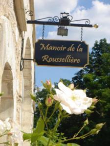 Manoir De La Roussellière