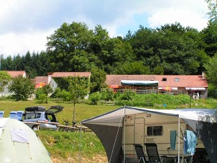 Camping L'Etang de Fougeraie