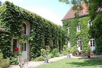 La Mortaise Bed and Breakfast Bourgogne
