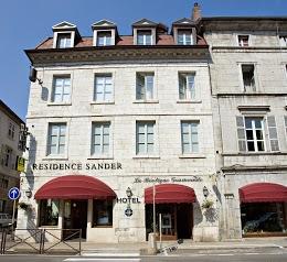 HOTEL CHARLES SANDER - La Boutique Gourmande