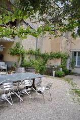 Les Jardins sur Glantine : Chambres d'hôtes Jura