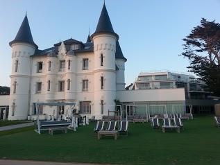 Relais Thalasso - Château des Tourelles****