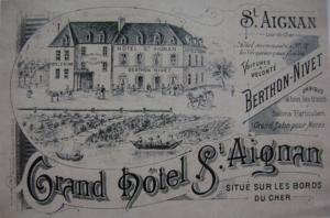 Grand Hôtel Saint Aignan