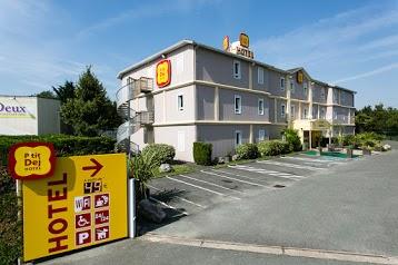 P'tit Dej-HOTEL Orléans **