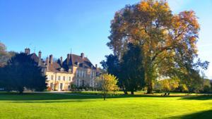 Hôtel Château de Vault de Lugny