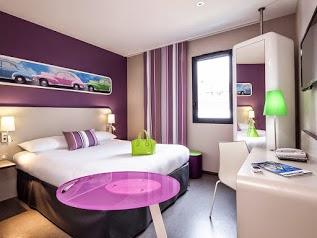Hotel ibis Styles Montbeliard Centre Velotte