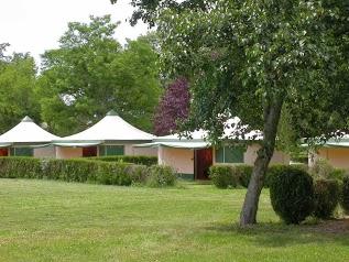 Camping les granges***