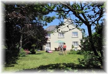 Gite Dinan, self catering accommodation in Brittany, Ferienhaus in der Bretagne