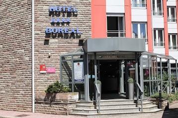 Brit Hotel Belfort Centre - Le Boreal (ex Hôtel Boréal)