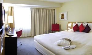 Hotel Novotel Belfort Centre Atria
