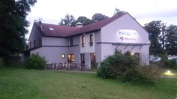 Hôtel Inn Design Resto Novo Langres