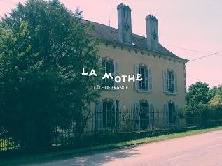 La Mothe, gîte de France