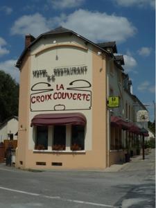 Hôtel-Restaurant La Croix Couverte