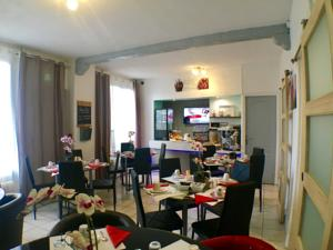 Hôtel du cirque Troyes centre historique