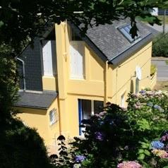 Jolie Maison au port de l'Aber Wrac'H