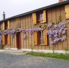 La Maison des Bergers .Gite du lac du Der