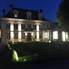 La maison dans le parc Saint-Dizier
