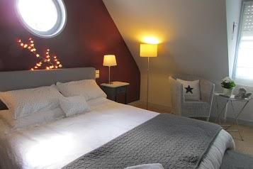 Une chambre d'hôtes à Dahouët, Pléneuf-Val-André