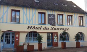 Logis Hôtel du Sauvage