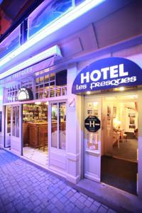 Hotel Les Fresques