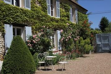 Les Jardins de l'Aulnaie - Chambres d'hôtes proche Giverny