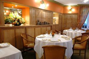Hôtel Restaurant les Berceaux