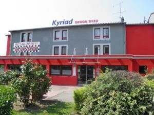 Hôtel Kyriad Design Enzo Pont à Mousson