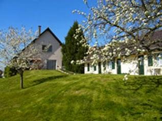 Chez Anny & Jean Au Mittelbuehl Chambres d'Hôtes en Alsace