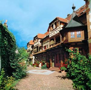 Hotel Au Heimbach