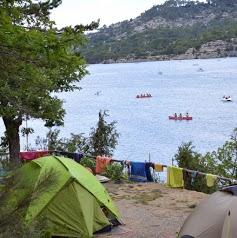 Camping Le Soleil - Esparron de Verdon - Provence