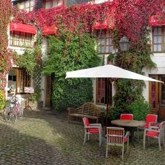 Hôtel de France restaurant les fuchsias