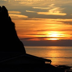 3 épis Gite des dalles terrasse vue mer Etretat- Fécamp -les Grandes Dalles 76540 Sassetot le Mauconduit