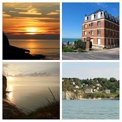 Studio en front de mer en résidence pleine mer à Saint Pierre en Port region Etretat- Fecamp -St Valery en Caux